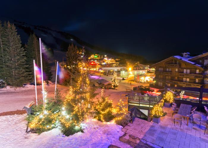 9 February, 4* Chalet Hotel, Courchevel 1850