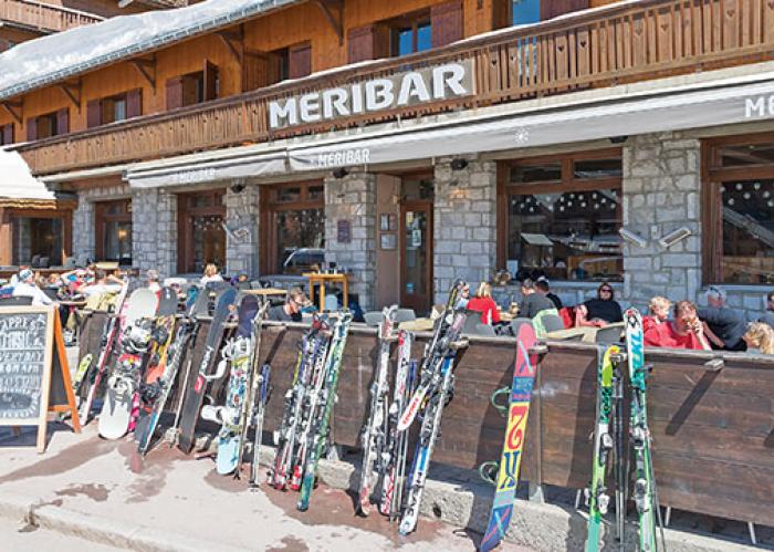 March, Chalet Hotel bargain, Meribel