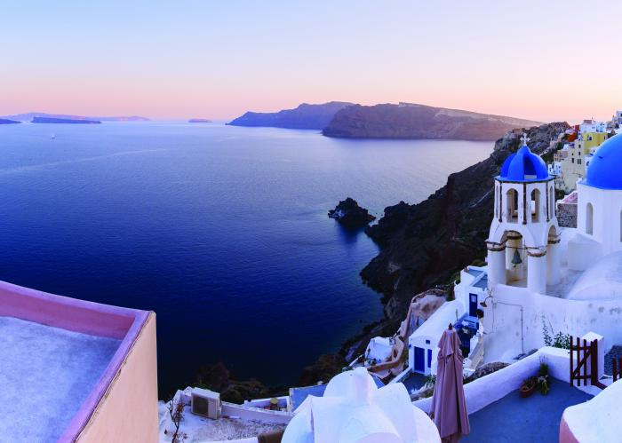 Stunning Santorini a must for everyone to visit