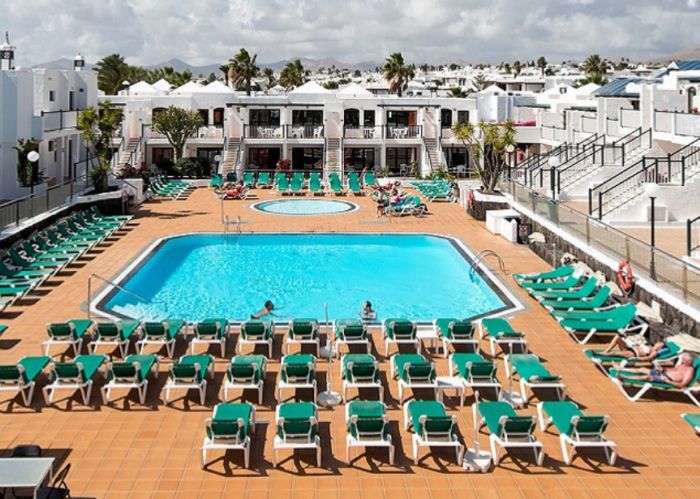 Lazy March Break at Lanzarote Club