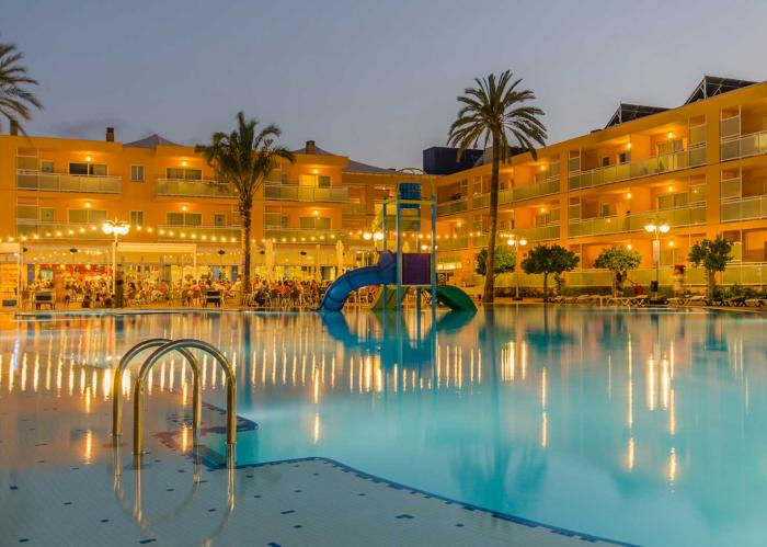 Easter Benidorm Family Self Catering Deal