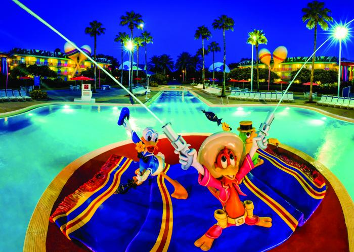 Disney All Star's Music Resort